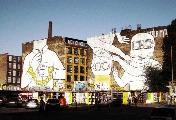 Mural de BLU