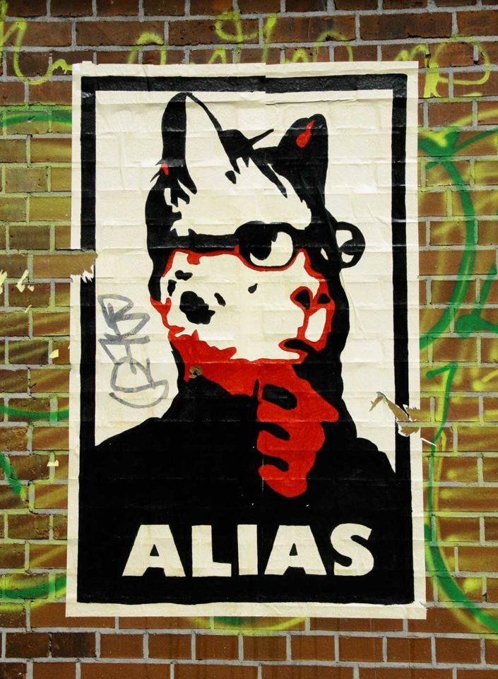 Sticker de Alias
